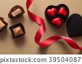 巧克力 喬科省 心 39504087