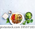 grilled vegetables 39507183