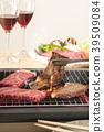 烤肉 燒肉 韓國燒烤 39509084