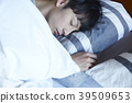 床 睡覺 商務人士 39509653