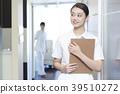 在牙醫工作的女人 39510272
