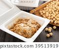 낫토 팩 발효 식품 전통 음식 건강 식품 건강 팩 낫토 39513919