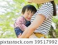 父母和小孩 親子 媽媽 39517992