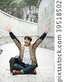 여행, 젊은남자, 한국인 39518502