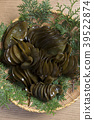 厚裙帶菜葉子 海藻 原料 39522874