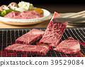 烤肉 燒肉 韓國燒烤 39529084