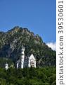 新天鵝堡 城堡 歷史建築 39530601