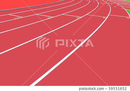Athletics tracks 39531652