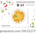 French Cuisine. European national dish collection 39532277