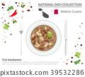 Malta Cuisine. European national dish collection 39532286