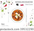 vector, Polish, cuisine 39532290