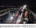 [Chiba] Umihotaru parking area night view 39533221