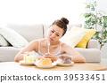 飲食女性 39533451