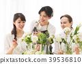 การจัดดอกไม้ไลฟ์สไตล์ของผู้หญิง 39536810