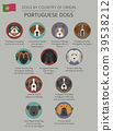 dog, Portugal, infographic 39538212