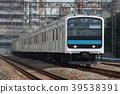 Keihin Tohoku Line 209 series 39538391