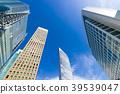 고층 빌딩, 고층 건물, 오피스 거리 39539047