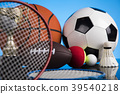 Sport equipment and balls 39540218