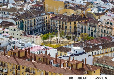 Plaza de Merced (Merced square) in Malaga 39541011