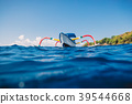 Tradition boat in ocean, Bali, Indonesia 39544668