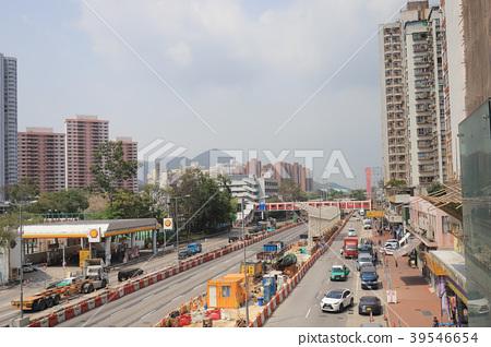 Hong Kong housing apartment block Siu Hong 39546654