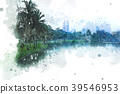 城市 城市风光 城市景观 39546953