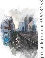 城市 城市风光 城市景观 39548453