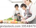 ชั้นเรียนทำอาหารไลฟ์สไตล์ของผู้หญิง 39548470