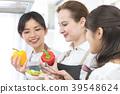 ชั้นเรียนทำอาหารไลฟ์สไตล์ของผู้หญิง 39548624
