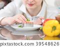 ชั้นเรียนทำอาหารไลฟ์สไตล์ของผู้หญิง 39548626
