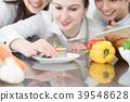 ชั้นเรียนทำอาหารไลฟ์สไตล์ของผู้หญิง 39548628