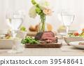 테이블 사진 39548641
