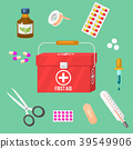 illustration, vector, medicine 39549906