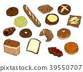 一套 插图 面包 39550707
