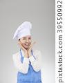 젊은여자, 한국인, 요리사 39550992
