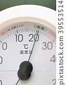 습도계 (관측 눈금 온도계 측정 측정 온도 소품 잡화 라이프 스타일 편안 클로즈업) 39553514