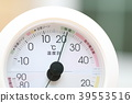 습도계 (관측 눈금 온도계 측정 측정 온도 소품 잡화 라이프 스타일 편안 클로즈업) 39553516