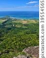 이시가키 섬의 野底 마뻬 정상에서 본 전망 39554565