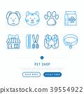 set icon pet 39554922