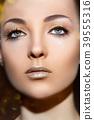 woman, portrait, face 39555316