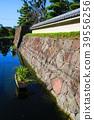 stone wall, stonewall, adachi ward 39556256