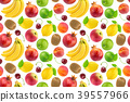 Fruits seamless pattern 39557966