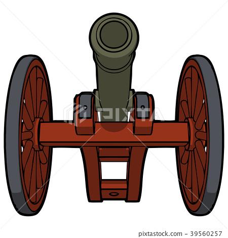 civil war cannon view bottom 39560257
