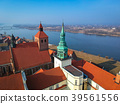 Beautiful architecture of Grudziadz, Poland 39561556