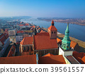 Beautiful architecture of Grudziadz, Poland 39561557