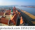 Beautiful architecture of Grudziadz, Poland 39561559