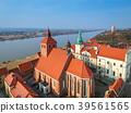 Beautiful architecture of Grudziadz, Poland 39561565