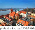 Beautiful architecture of Grudziadz, Poland 39561566