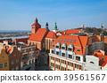 Beautiful architecture of Grudziadz, Poland 39561567