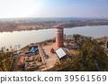 Klimek tower in Grudziadz at Wisla river, Poland 39561569